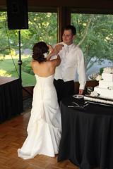 Cutting the cake (unit2345) Tags: chris ohio dublin cari