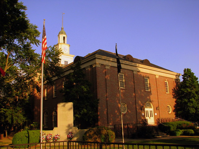 Lincoln County Courthouse C