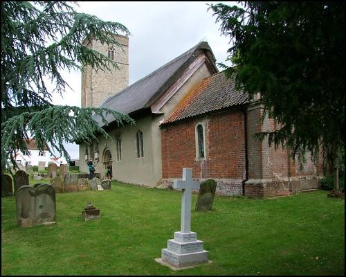 Thwaite St Mary