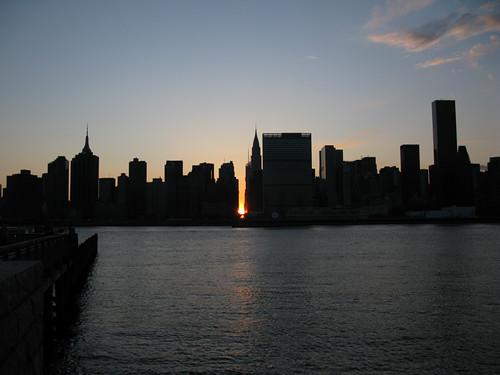 Manhattanhenge, 7