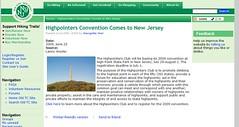 NY/NJ Trail Confernece Blurb