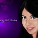 Lucy Del Rivero in painter