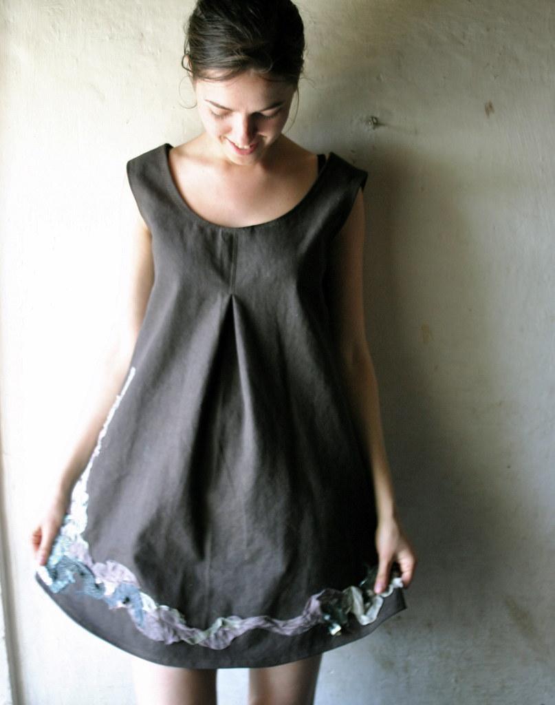c7ce067926c cotton shift (larimeloom) Tags  summer portrait fashion diy clothing  handmade linen cotton indie