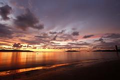 =)) (djsitaun) Tags: beach sand rocks waves wideangle filter 1022mm cokin myfirst likasbay gnd tianya longexposureshot lastlights