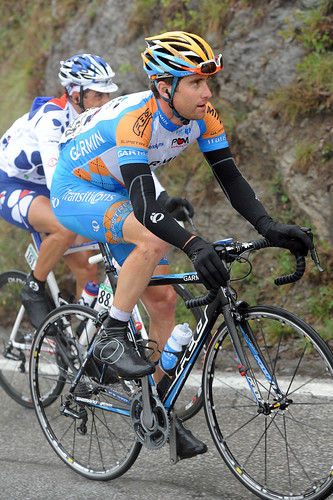 Christian Vande Velde - Tour of Romandie, stage 5