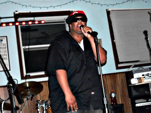 Kese Soprano at Tony Green's bday bash