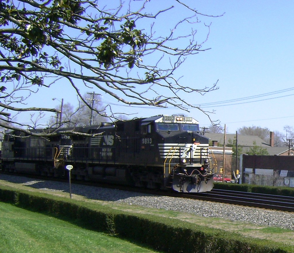 Here Comes the Train, Thomasville NC