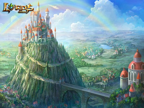 Lords Online kostenloses MMO MMORPG Demo Version 1.5 Screenshots Screenshot castle
