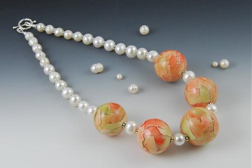 Aquarelle Necklace