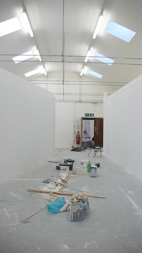 making white cube