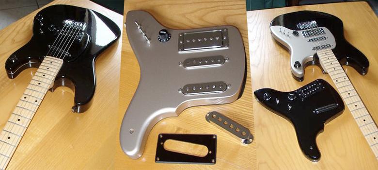 guitare modulable