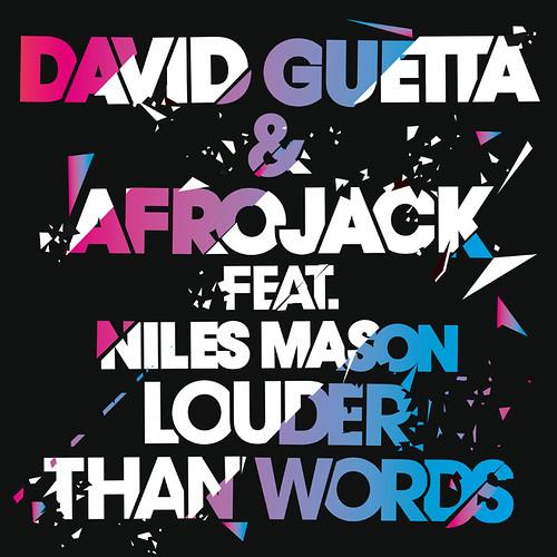 David Guetta Louder than words
