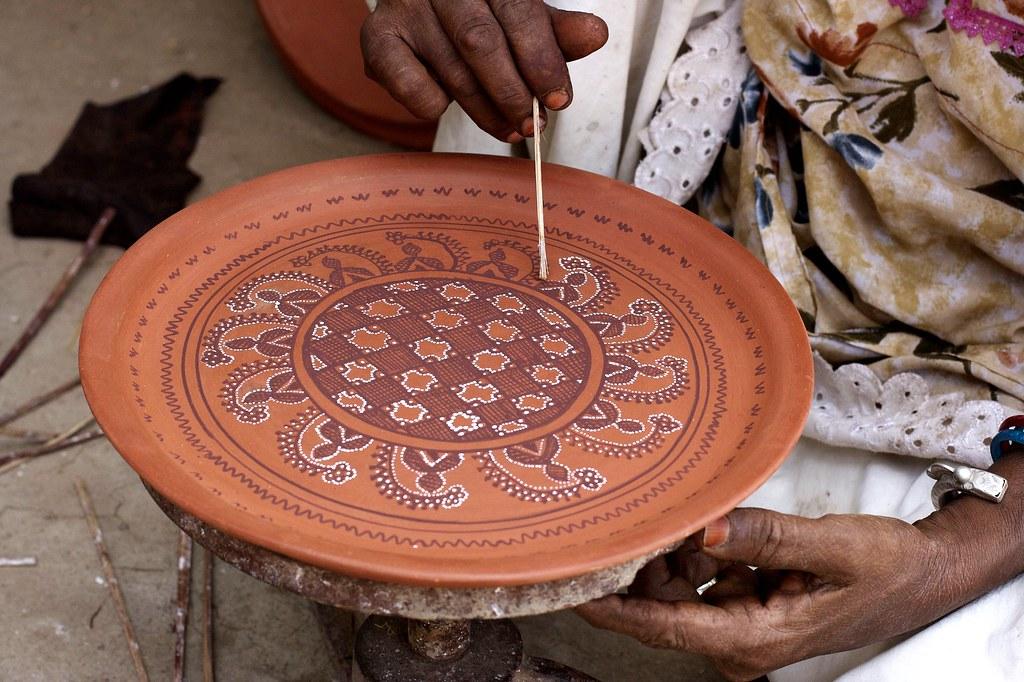 Khavda Pottery