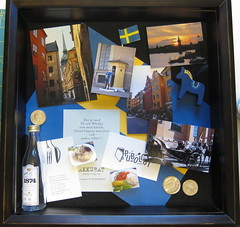 Day 10 - Stockholm Shadow Box