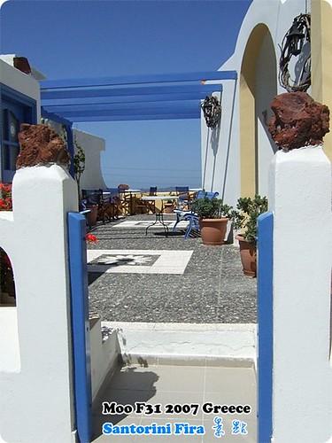 Santorini Fira 街景-11