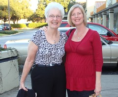Mom & Sis-Flickr (Photons fail me) Tags: family mom sister pregnant triplets preggers
