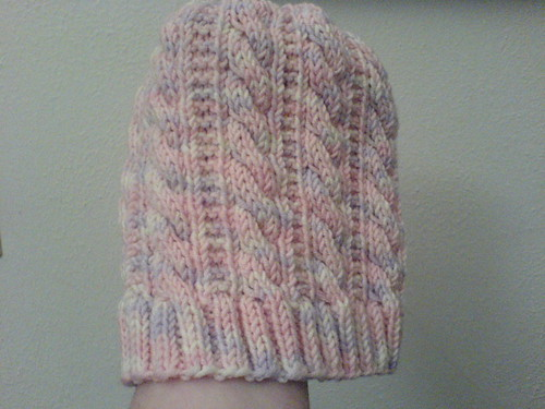 Variegated Gingerbread Hat