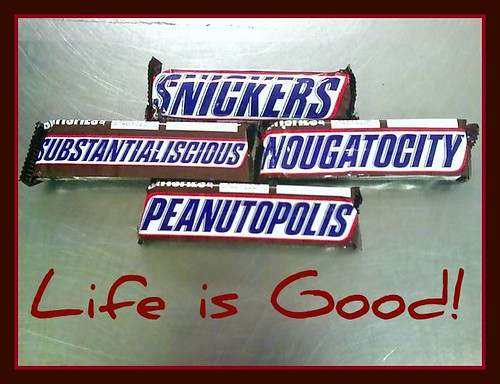 Snickers - YUM! by you.