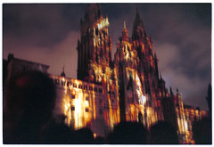 La luz de la Catedral 5 (R. Treviño) Tags: spain santiagodecompostela acorua