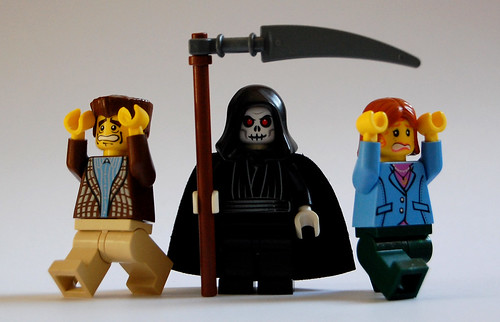 Minifig Characters #6: Death