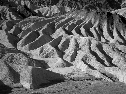 Zabriskie Point BW
