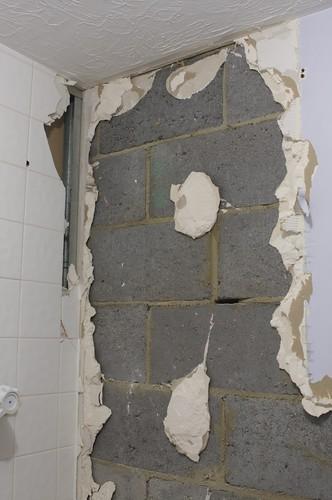 Renovating Bathroom When Should I Get Ceiling Skimmed