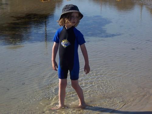 cherub in a wetsuit_7466