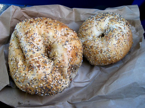 from Brooklyn Bagel & Coffee Company (warning: music plays on the site),
