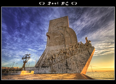 Lisboa - Padro dos Descobrimentos :: HDR (raul_pc) Tags: portugal canon eos lisboa lisbon sigma raul tejo 1020 hdr belm padrodosdescobrimentos 450d colorphotoaward ilustrarportugal goldstaraward themonalisasmile tumiqualityphotography