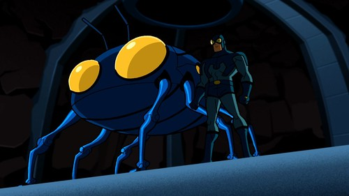 Ted Kord is The Silver Age Blue Beetle