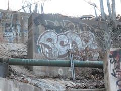 scar (found around) Tags: new graffiti nj jersey scar fds gpc