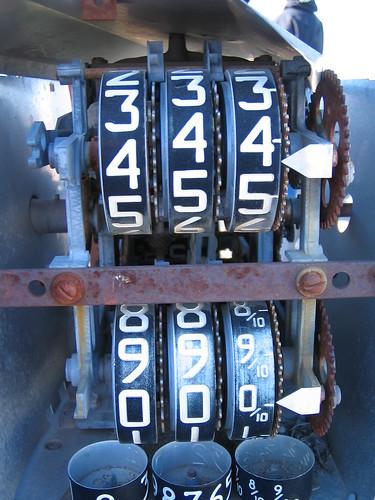 pump numbers