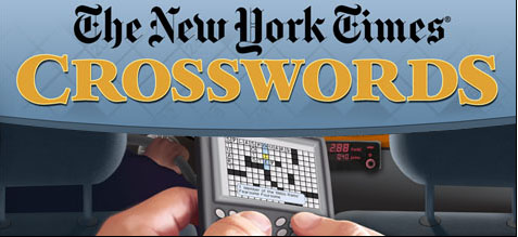 New York Times Crosswords for BlackBerry