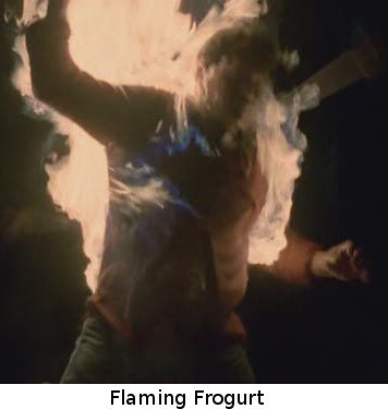 flaming Frogurt