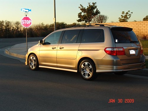 """'07 Touring with 18"""" MDX Wheels. The cure for PAX! - Page 67"""