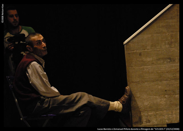 Gravao de 121023 J by Teatro Para Algum