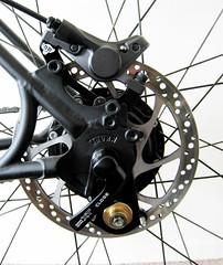 slx disc 3 (vikapproved) Tags: mountain bike bicycle vik mtb brakes sterling disc thorn shimano rohloff slx