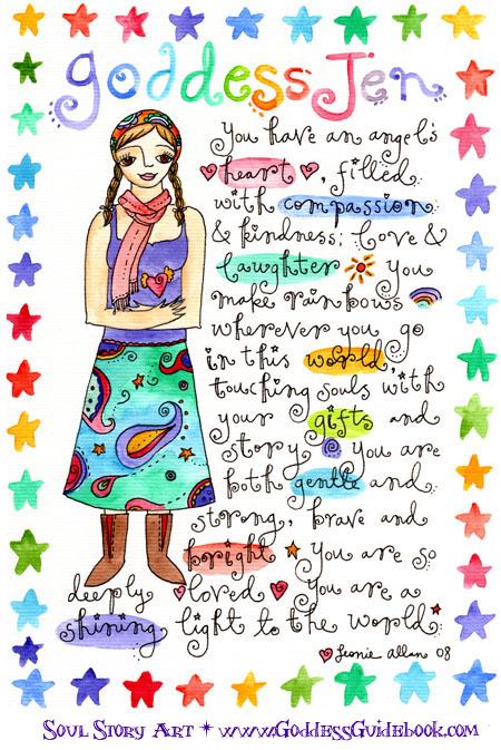 Creative Goddess Sunday