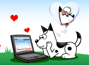 DogPile's Valentines Day Logo