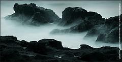 sebelum badai itu datang... (guzdhe) Tags: beach stone photography 2009 batu canggu seseh gusde