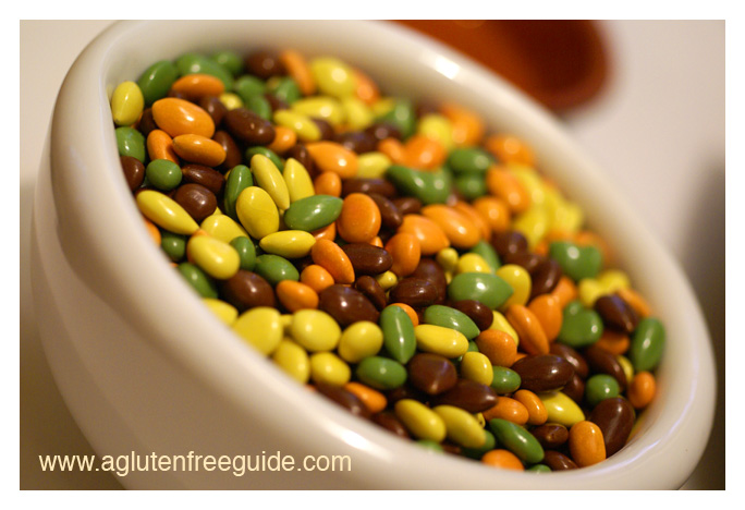 Gluten-Free Products - Candy Coated Sunfllower Seeds
