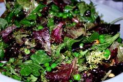 Garden Pea Salad
