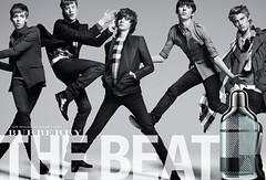 Burberry The Beat for Men (Burberry The Beat for Men) Tags: men for advertisement beat burberry the onenightonly alexpettyfer georgecraig willcameron thebeatformen