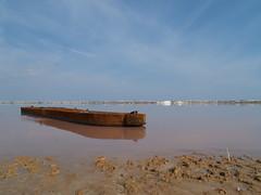 Laguna salada de Torrevieja / Torrevieja salt lake (Lenyjazz) Tags: salinas alicante laguna sal torrevieja
