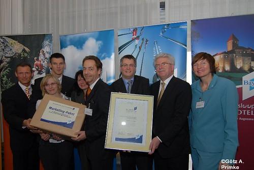 Bayerischer Innovationspreis Februar 2009