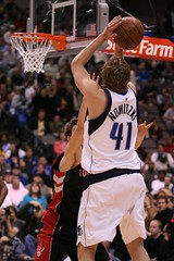 Dirk Nowitzki - Mavs v. Raptors (MattyV53) Tags: sports basketball sport dallas jump shot action matthew games athletes americanairlinescenter nba dirk mavs mavericks dallasmavericks dirknowitzki aac nowitzki jumpshot dallasmavs visinsky matthewvisinsky mattyv53 mattvisinsky