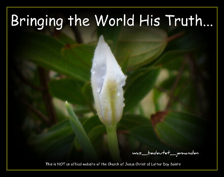 Bringing the World His Truth - logo5