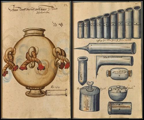 Kunst und Artillerie-Buch f