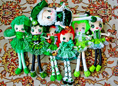Boopsified (boopsie.daisy) Tags: holiday green st dolls day before daisy after patricks boopsie boopsiedaisy
