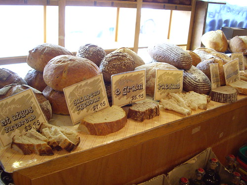 Bread at Katzinger's